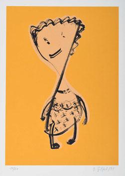 """"""" Figur """" von Dieter Gilfert, 1995"""