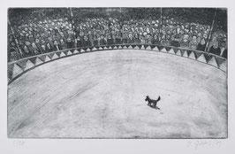 """"""" Arena """" von Dieter Gilfert, 1979"""