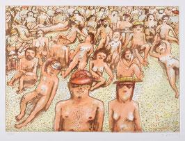 """"""" Das Wetter machen """" von Dieter Gilfert 1987"""