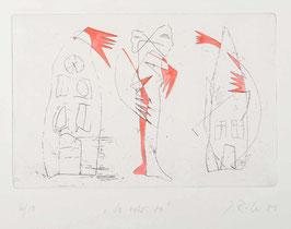 """ So oder so "" von Ilse Rex Lenius, 1980"