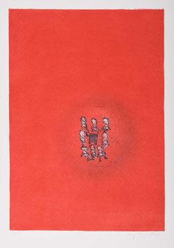 """""""  Sauna """" von Dieter Gilfert, 2001"""