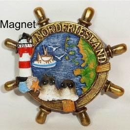 Magnet - Steuerrad