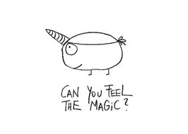 Can you feel the magic ?