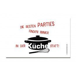 Brettchen - Parties