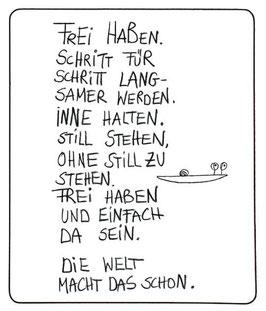"""Magnet """"Frei haben"""""""