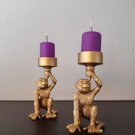 "Kerzenhalter ""Äffchen I"""