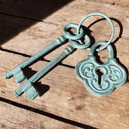 Deko-Schlüsselbund