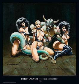 """Emperor's Return"" (Three Witches)"