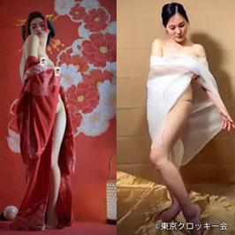 【オンライン】8/1(土)19:00~クロッキー会/女性ヌード