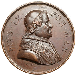 Italien-Kirchenstaat, Pius IX. (1846-1878)
