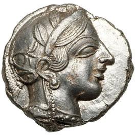 Attica, Athen (454-404 BCE) AR Tetradrachme, Top-Stück!
