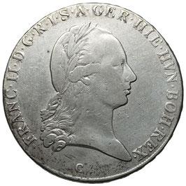 Franz II. (I.) (1792-1835) Kronentaler, 1795 C