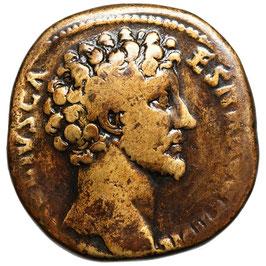 Marcus Aurelius Caesar (139-161), Æ