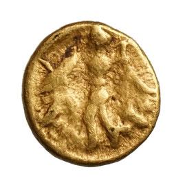 """Boier, """"Athena Alkis"""" series (200-100 BCE) AV 1/24 Stater"""