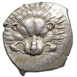 Lykien - PERIKLES (390-375 BC), AR 1/3 Stater