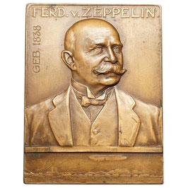 Graf Ferdinand von Zeppelin (ca. 1908)