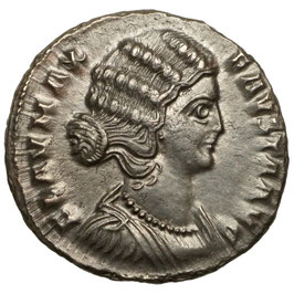 Fausta (307-326) Thessalonica, Spes
