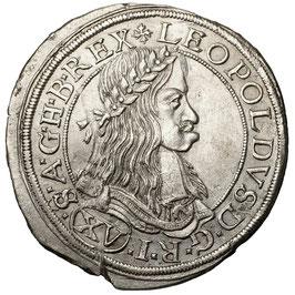 Leopold I. (1657-1705) XV Kreuzer, 1662