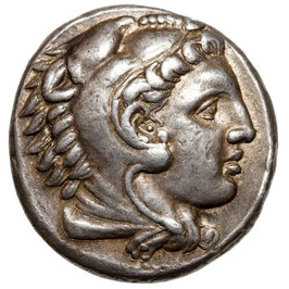 "Thracia, Mesembria. Alexander III. ""the Great"""