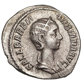 Orbiana (225) AR Denar, Concordia