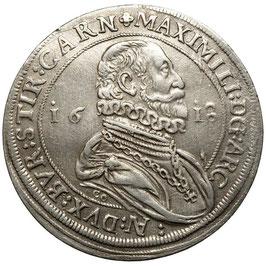 Erzherzog Maximilian (1612 - 1618), Hall