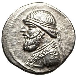 Partherreich, Mithradates II. (121-91 BCE) AR Drachme