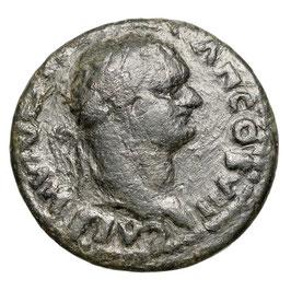 Domitian (81-96) AE Semis