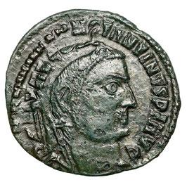 Licinius I. (308-324) Siscia, Jupiter
