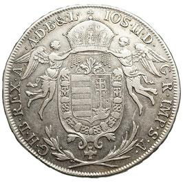 Joseph II. (1765-1790) 1/2 Taler, 1786 A