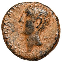 ZENODOROS, Chalkis sub Libano (32-31 BCE)