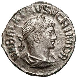 Vaballathus (271-272) mit Aurelian,  Antiochia