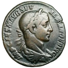 Severus Alexander (222-235) Pax