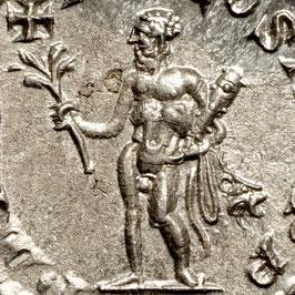 Caracalla (198-217) Rom, HERKULES