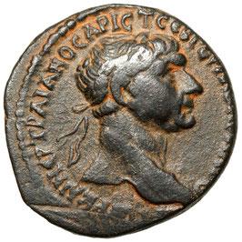 Trajan (98-117) , Æ, Beroea, Cyrrhestica