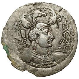 Hephthalites (White Huns), King of Kabul (~510-560)