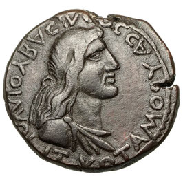 Königreich Bosporus, SAUROMATES I. (93-123)