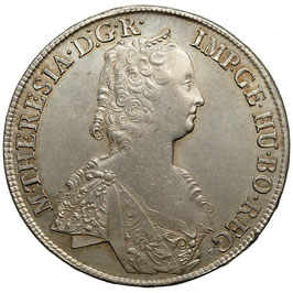 Maria Theresia (1740-1780), Hall