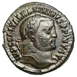Maximinus II. (311-313), Heraclea