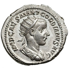 Gordianus (238-244) AR Antoninian
