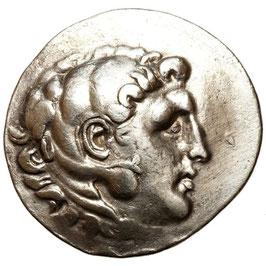 "Alexander III ""the Great"" (Temnos, 188-170 BCE) Tetradrachm"