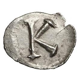 Justinian I. (527-565) Siliqua, Konstantinopel