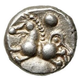 Vindeliker, Büschelquinar (~100 BCE) Pferd, Büschel
