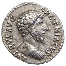 Lucius Verus (161-169) AR Denar