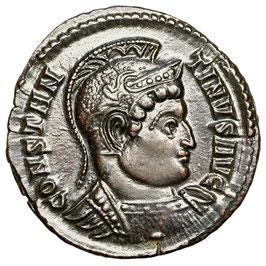 Constantinus I. (307-337) Follis, Trier, Altar