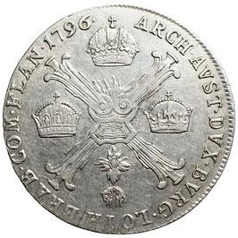 Franz II. (I.) (1792-1835) 1/4 Kronentaler, 1796 C
