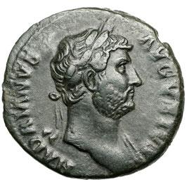 Hadrian (117-138) As, Salus