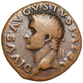 Augustus (27 v. - 14 n. u. Z.) As, Altar