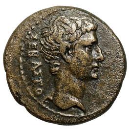 Lydia, Sardes. Augustus (27 BCE - 14 CE)