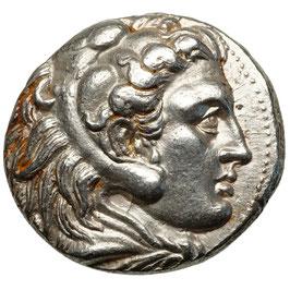 Alexander III. der Große (posthum, 311-300 BCE) Seleukos I.