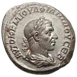 Philippus I. Arabs (244-249) BI Tetradrachme - TOP!
